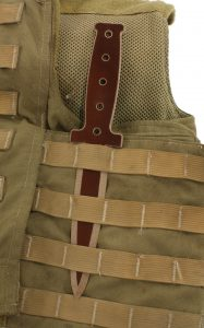 DK-3 on MOLLE
