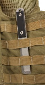Digging Knife in MOLLE